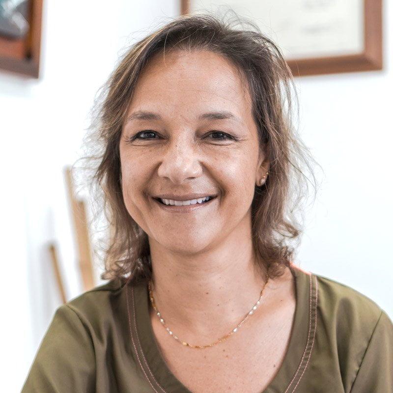Dra. Jackeline Mulett Vasques - Ortodoncista