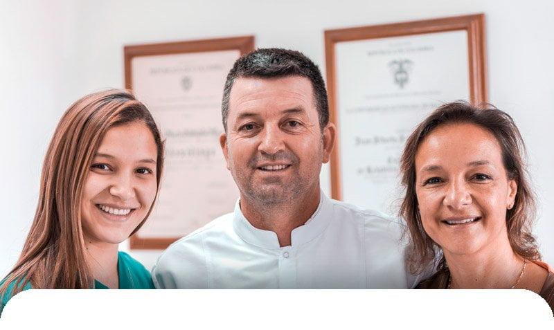 Equipo Clínica Odontología Manizales
